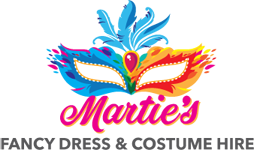 marties fancy dress and costume hire on the west coast
